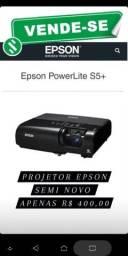 Projetor Epson PowerLite S5+