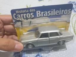 Miniatura carrinho brasileiro