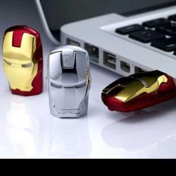 Título do anúncio: Pen drive homem de ferro 32 Gb Usb 3.0 de alta velocidade USB Flash Drive