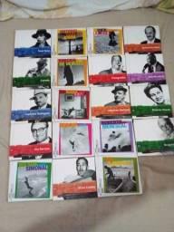 CDs e Vinil para colecionadores.