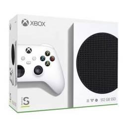 Xbox Series S SSD 512GB - Loja Física - Aceitamos Cartões em até 18x