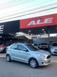Título do anúncio: Ford Ka 2017 SE 1.0 Flex 5P