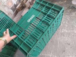 Caixa de verduras