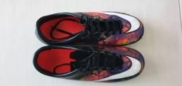 Chuteira Nike Mercurial Society CR7 (original) tamanho BR 39