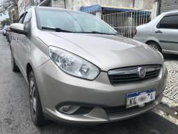 Fiat Siena Essense 1.6 Aut 2013 Novo d+