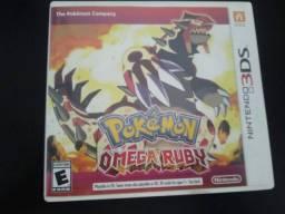 Jogo Pokémon Omega Ruby 3DS