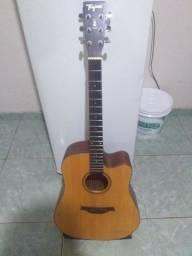 Vendo violão  Elétrico Marca TAGIMA Modelo Two folk