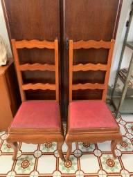 Cadeira para closet - móvel antigo
