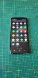 Samsung galaxy s9 dourado