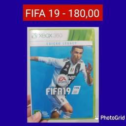 Jogos para Xbox 360 * valor nas fotos