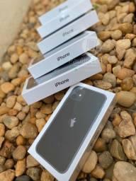 IPhone 11 64gb Preto ZERO LACRADO (NOTA FISCAL GARANTIA)