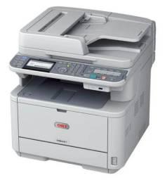 Impressora Multifuncional monocromática Okidata MB491