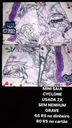 MINI SAIA CYCLONE 65R$