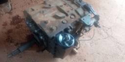 Cambio ZF 4S do mercedes 1525