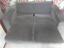 Sofá de 2 Lugares - Retrátil