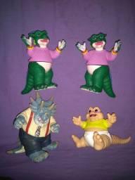 Boneco família dinossauros