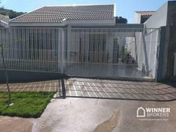 Casa com 3 dormitórios à venda, 76 m² por R$ 260.000,00 - Conjunto João de Barro Itaparica