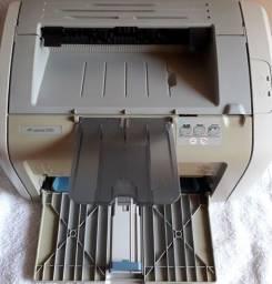 Impressora HP Laserjet 1020 monocromática