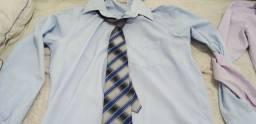 Blusas e camisas sociais