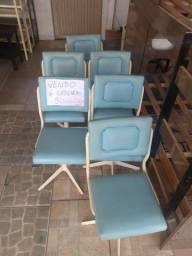 Vendo cadeiras antigas