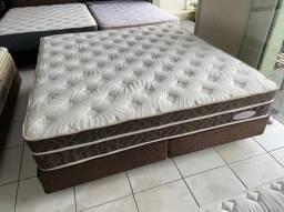cama box King Size Maxflex 2,03 x 1,93