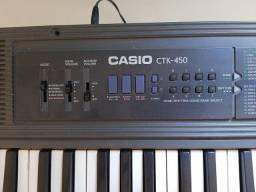 Teclado Casio CTK 450
