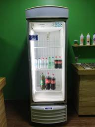 Freezer expositora metal frio 572 litros