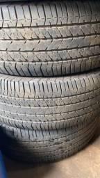 Vendo 4 pneus bristones 265/60 18