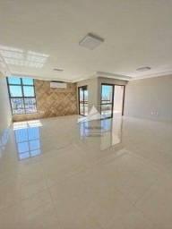 Apartamento com 4 dormitórios à venda, 224 m² - Ed. Ville Dijon - Popular - Cuiabá/MT