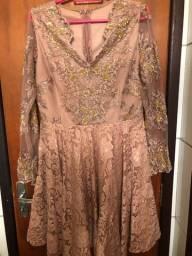 Vendo vestido de festa valor R$150.00