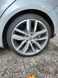 Troco roda 17 por rodas de ferro