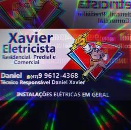 Xavier eletricista