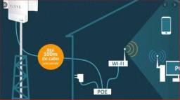 Internet Rural Amplimax Fit Elsys Link 4G em Palmas Tocantins