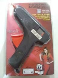 Pistola para cola quente