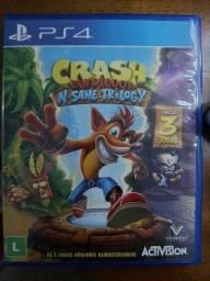 Jogo Ps4 Crash bandicoot N Sane Trilogy