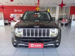 Título do anúncio: #Jeep Renegade Limited 1.8 2019 - 23 mil kms - aceitamos seu carro na troca