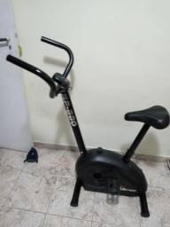 Bicicleta Ergométrica Polimet BP-880 - Preto<br>