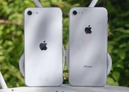 iPhone 8 64gb Vitrinni nunca usado + garantia e cabo