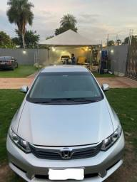 Honda Civic LXS 1.8 MT Flex