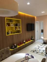 Apartamento MOBILIADO com 2 dormitórios à venda, 67 m² por R$ 310.000 - Jardim Paraíba - J