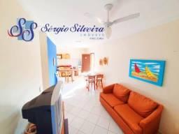 Apartamento no Porto das Dunas com 2 quartos e mobiliado a 100 metros da praia