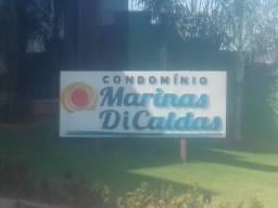 Terreno no local mais seguro do Condomínio Marinas de Caldas (antigo Condomínio Sonho Meu)
