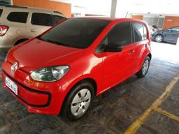 Vw up! completo banco couro - 2017