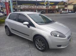Fiat Punto 1.4 Attractive Italia Completo Bco Couro - 2012