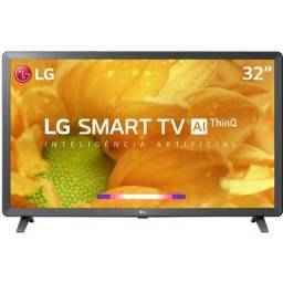 Smart TV Led 32'' LG Hd Thinq AI Conversor Digital Integrado Modelo 2019