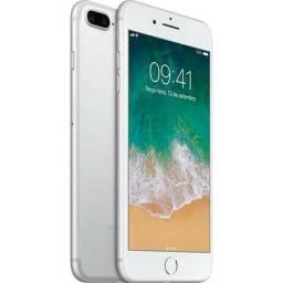 Iphone 7 Plus 128 gb Preto fosco ou prata - 10x sem juros, Novo, garantia, original