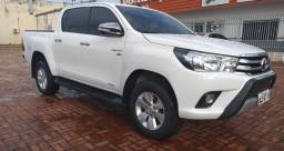 Hilux cd srv 4x2 2.7 flex at 17-17 - 2017