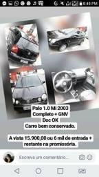 Carro na promissória - 2005