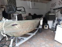 Barco lancha maresias 19pes - 2014