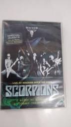 Dvd Scorpions live at wacken open air